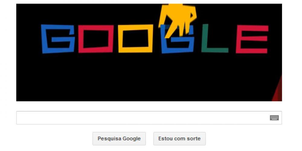 A homenagem do Google ao designer gráfico e cineasta Saul Bass