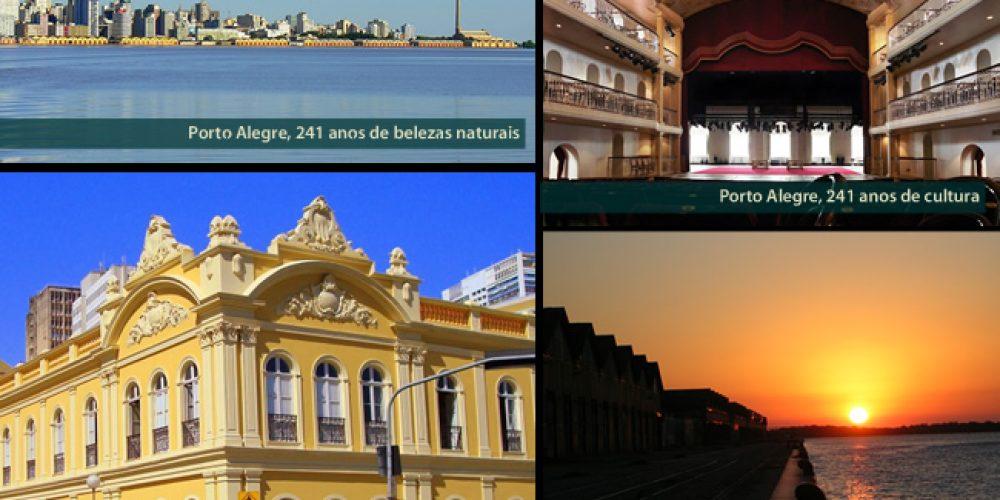 Aniversário de Porto Alegre