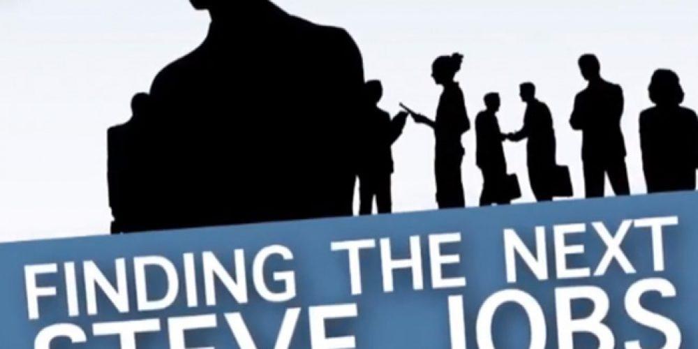 Concurso, com prêmio de U$ 1 milhão, procura o novo Steve Jobs