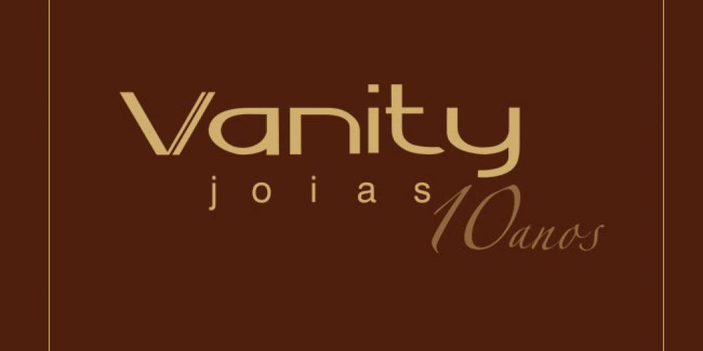 Vanity comemora seus 10 anos