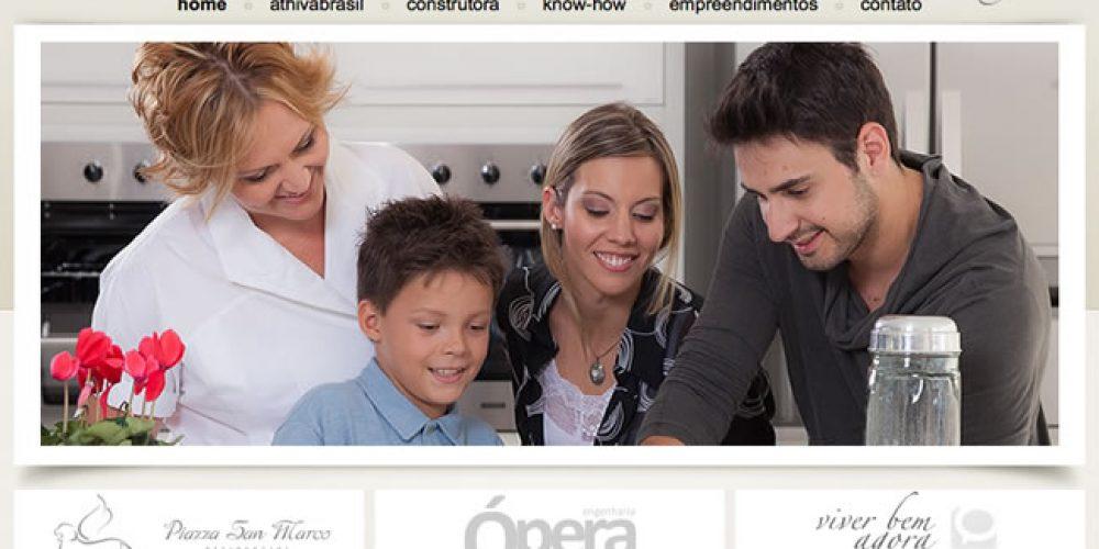 Athivabrasil Empreendimentos Imobiliários – Portal