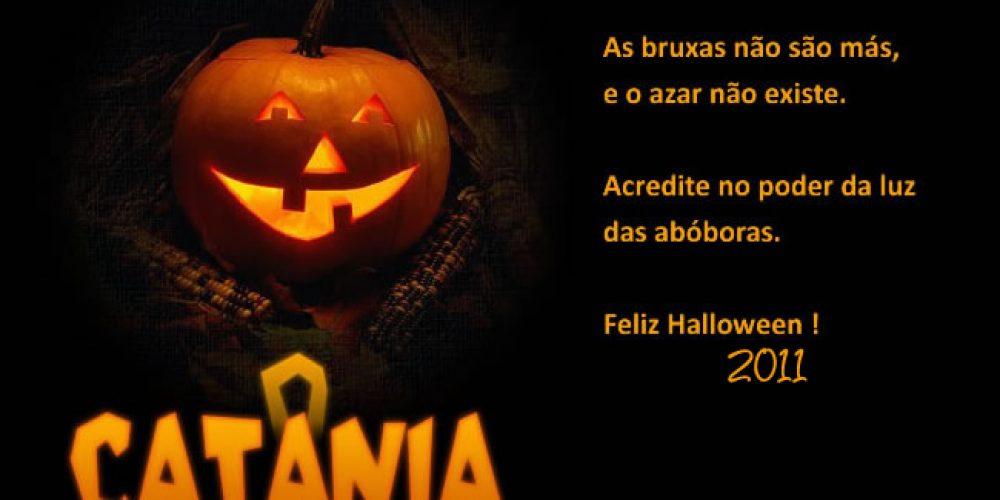 Na Catânia Studio, a magia do Halloween só trás sorte e coisas boas à todos!