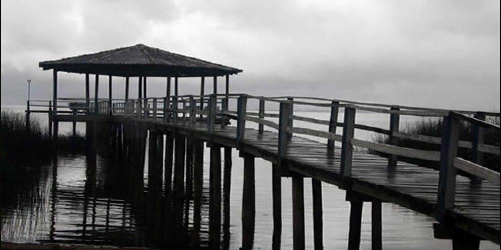 Viagem ao interior do Rio Grande do Sul em busca de um trapiche – Laci Todeschini e a fotógrafa Juliana de Jesus