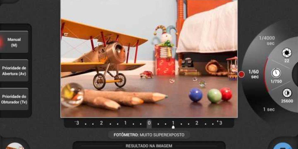 Canon lança app que simula câmeras profissionais