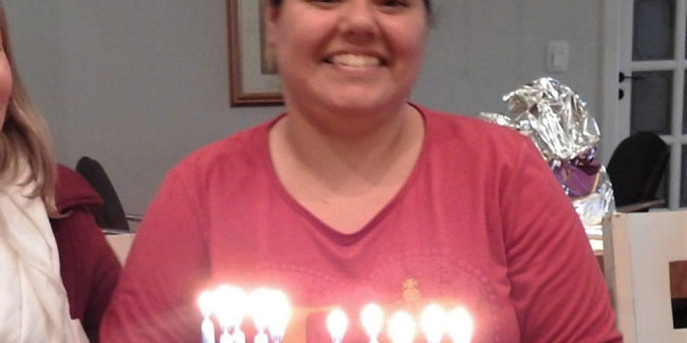 Um aniversário muito especial