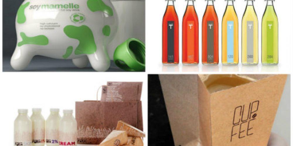 27 incríveis exemplos de embalagens ecológicas e criativas