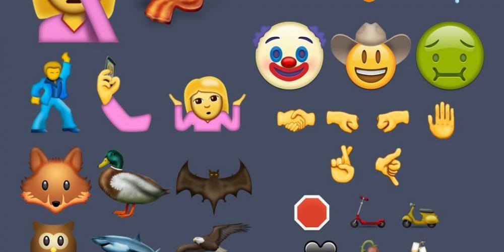 os emojis