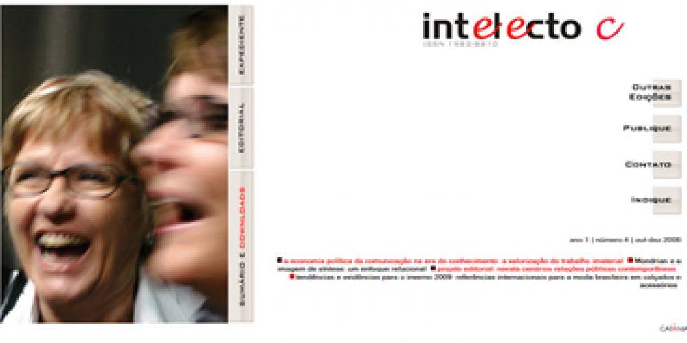 Intelecto C: revista para debate de questões sociais