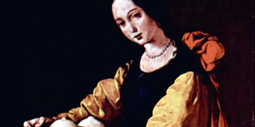 5 de fevereiro: Dia de Santa Ágatha – Protetora das Mamas – A santa oficial da cidade de Catânia
