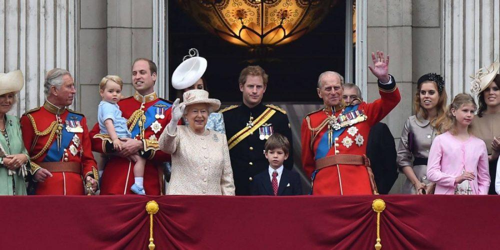 Aniversário de 90 anos da Rainha Elizabeth