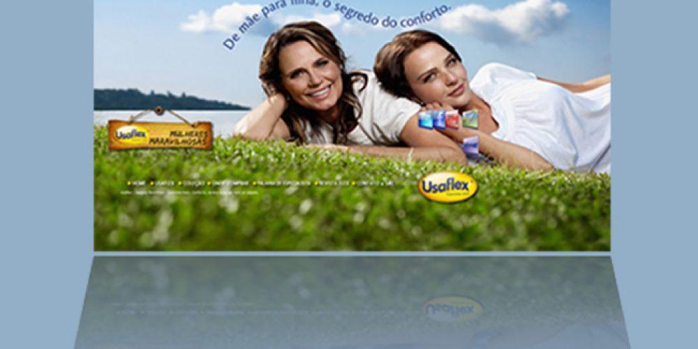 Calçados Usaflex – Coleção Primavera Verao 2011-2012 – Site e Blog